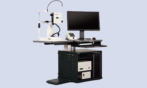 共焦激光扫描血管造影系统